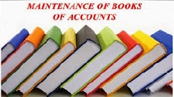 Maintenance of Books of Accounts