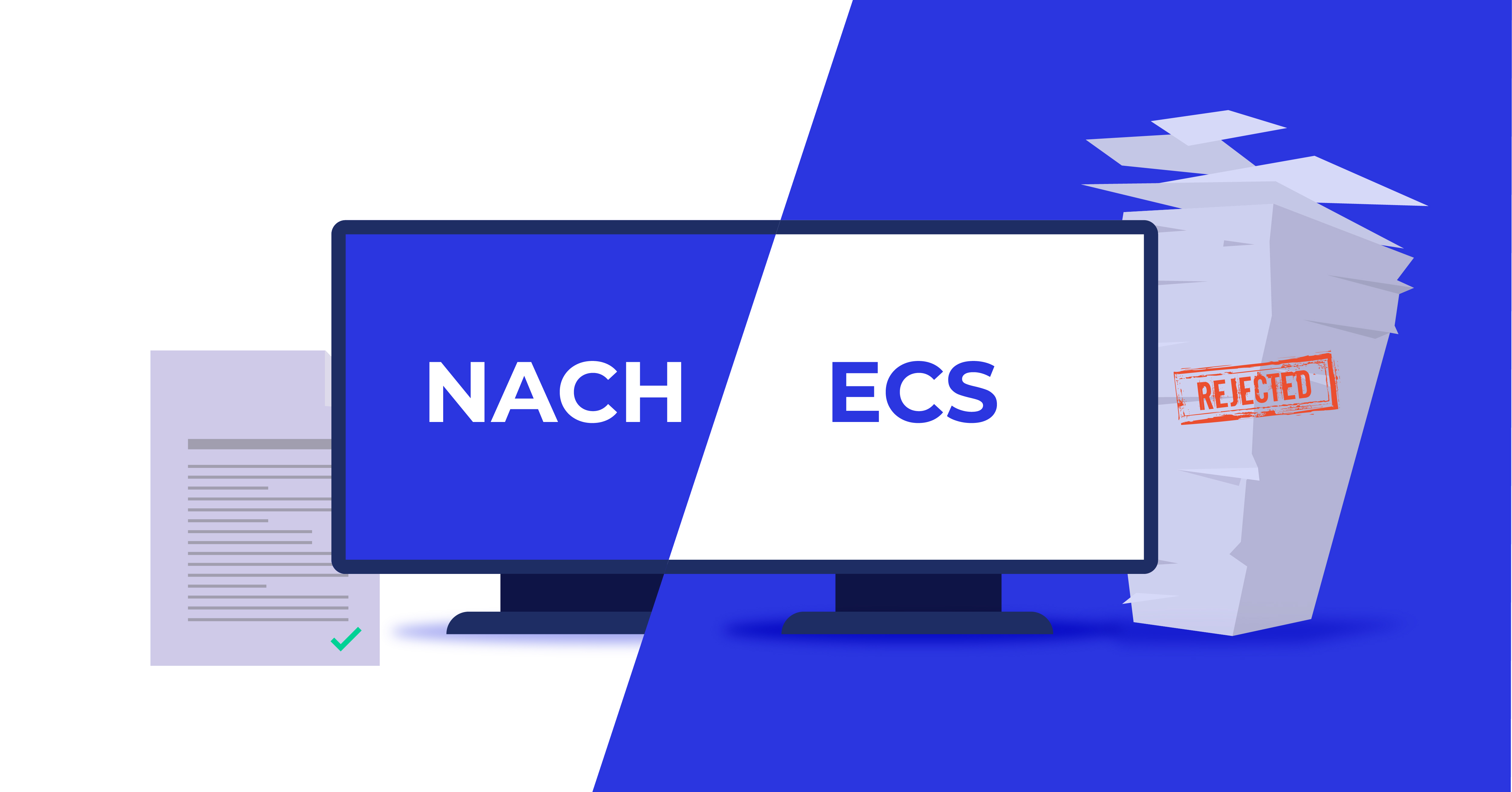 Difference-between-NACH-and-ECS