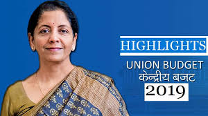 Key-Highlights-of-Union-Budget-2019